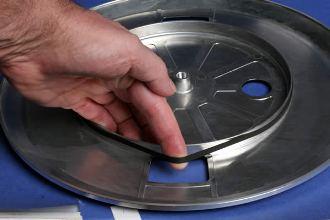 typ talíře gramofonu 2