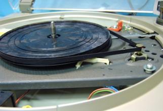 typ talíře gramofonu 1